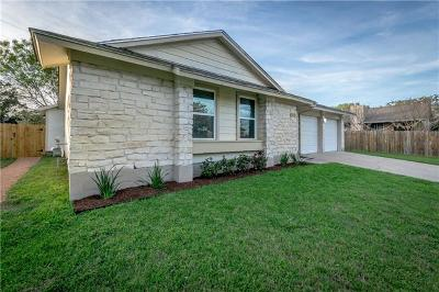 Austin Single Family Home For Sale: 13012 Rampart St