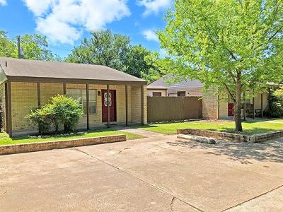 Round Rock Multi Family Home For Sale: 1020 Cushing Dr