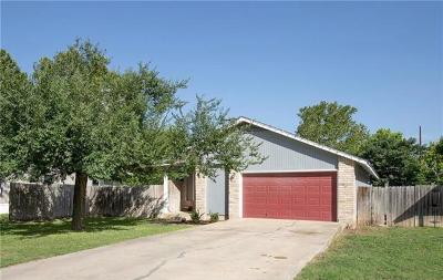 San Marcos Single Family Home For Sale: 1201 Conway Dr
