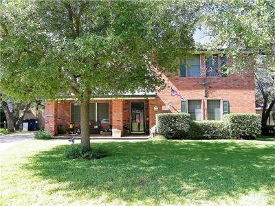 Leander Single Family Home For Sale: 1711 Mimosa Ln