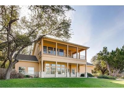 Lakeway Single Family Home For Sale: 702 Dragon
