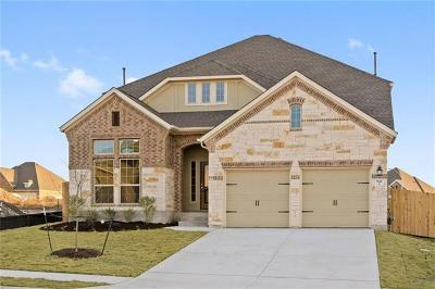 Round Rock Single Family Home For Sale: 5917 Moriano Cv