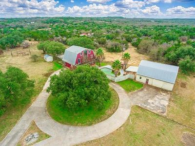 San Marcos Single Family Home For Sale: 718 Owl Hollow Rd