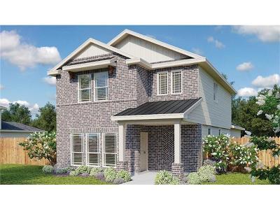 Leander Single Family Home For Sale: 1437 Blake St