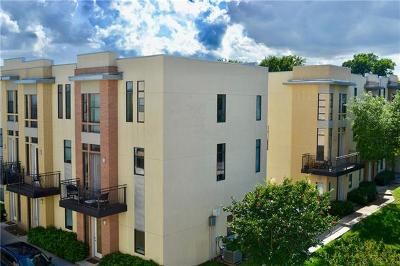 Condo/Townhouse For Sale: 6000 S Congress Ave #137