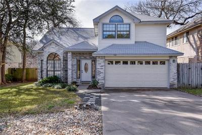 Travis County Single Family Home For Sale: 7915 Wheel Rim Cir