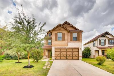 Taylor Single Family Home For Sale: 604 Yosemite Trl