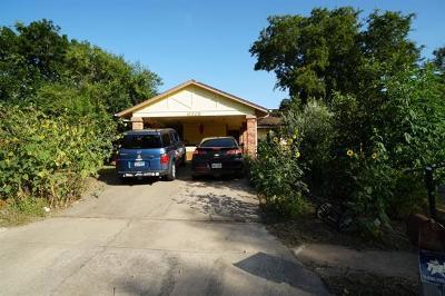 Austin Multi Family Home For Sale: 6205 Berkett Cv