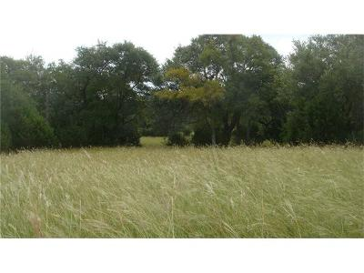Georgetown Residential Lots & Land For Sale: 705 Highland Overlook Dr