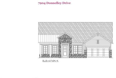 Single Family Home For Sale: 7904 Donnelley Dr