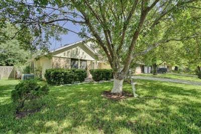 Austin Single Family Home For Sale: 7510 Uray Dr