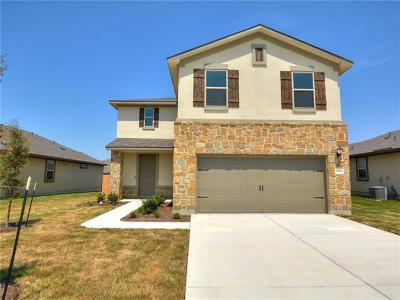 Pflugerville Single Family Home For Sale: 19212 Kimberlite Dr