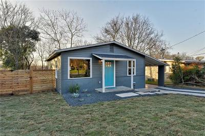 Austin Single Family Home For Sale: 1728 Hillcrest Ln