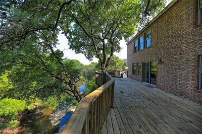 Round Rock Single Family Home Active Contingent: 1140 Forest Bluff Trl