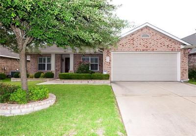 Pflugerville Single Family Home For Sale: 2905 Pedernales Falls Dr