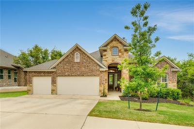 Georgetown Single Family Home For Sale: 217 Cibolo Ridge Dr