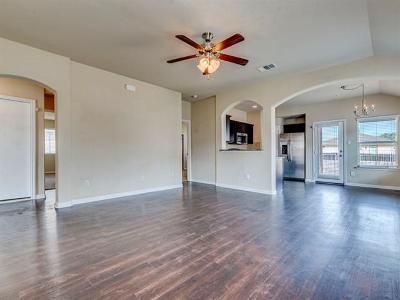 Kyle Single Family Home Pending - Taking Backups: 350 Goddard