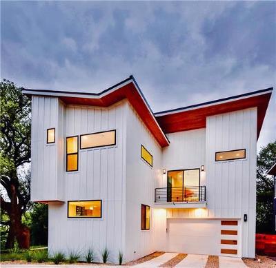 Austin Single Family Home For Sale: 1407 Parkinson Dr #1