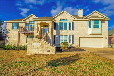 Round Rock Single Family Home For Sale: 105 Silver Oak Dr