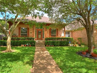 Austin Single Family Home For Sale: 5303 Eagle Trace Trl