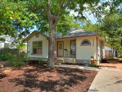 Austin Single Family Home Pending - Taking Backups: 2202 E 14th St