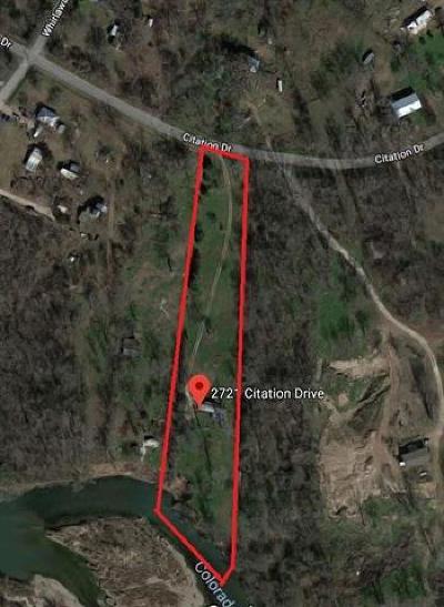 Del Valle Residential Lots & Land For Sale: 2721 Citation