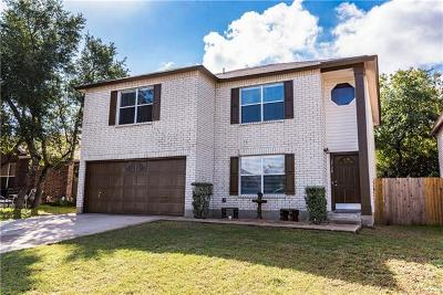 Round Rock Single Family Home For Sale: 2708 Vinson Ct