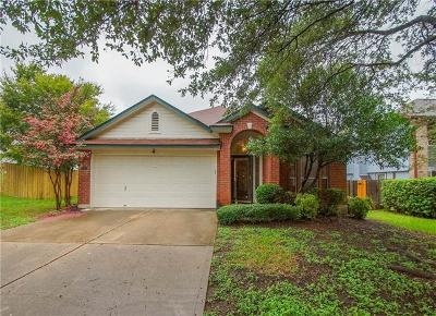 Travis County Single Family Home For Sale: 1400 Strickland Dr