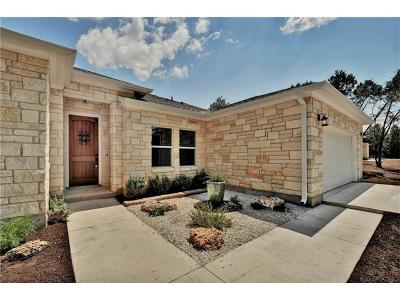 Lago Vista Single Family Home For Sale: 4401 Lindberg Ln
