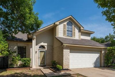 Cedar Park Single Family Home For Sale: 910 Elmwood Trl
