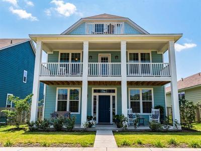 Kyle Single Family Home For Sale: 1197 Nevarez