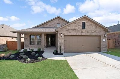 Round Rock Single Family Home For Sale: 5157 Veranda Ter