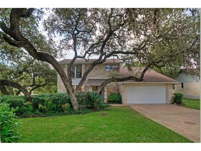 Travis County Single Family Home For Sale: 4132 Travis Country Cir