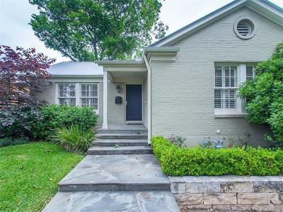 Austin Single Family Home For Sale: 2200 Bridle Path