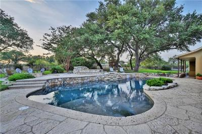 Dripping Springs Single Family Home Pending - Taking Backups: 220 Bowlin Cv