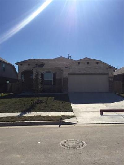 Buda Single Family Home Pending - Taking Backups: 423 Esperanza Dr