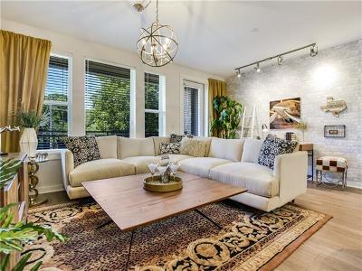Austin Condo/Townhouse For Sale: 1900 Barton Springs Rd #1038