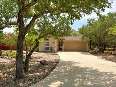 Wimberley Single Family Home For Sale: 51 Longbow Ln
