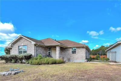 Liberty Hill Single Family Home For Sale: 3555 County Road 200
