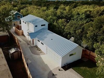 Austin Single Family Home For Sale: 3505 E 17th St #1