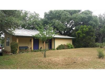Spicewood Rental For Rent: 120 Combs Alley Rd