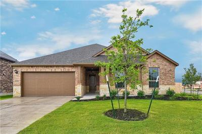 Round Rock Single Family Home For Sale: 6704 Verona Pl