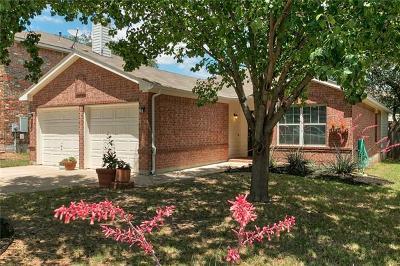Cedar Park Single Family Home Pending - Taking Backups: 2210 Amy Lynn Ln