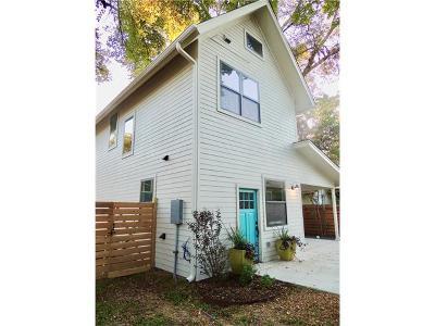 Single Family Home For Sale: 2707 E 3rd St #B