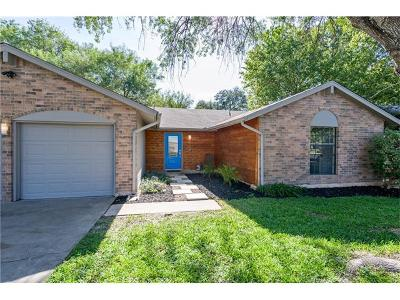 Austin Single Family Home For Sale: 7704 Manassas Dr