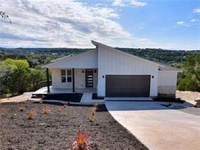 Spicewood Single Family Home For Sale: 204 Scone Dr