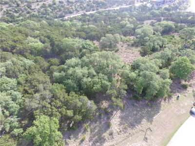 Travis County Residential Lots & Land For Sale: 18308 Cedar Sage Ct