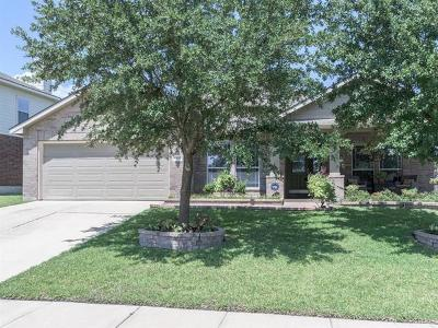 Pflugerville Single Family Home For Sale: 4300 Hidden Lake Xing