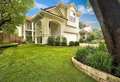 Travis County Single Family Home Pending - Taking Backups: 6321 Tasajillo Trl