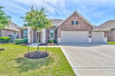 Pflugerville Single Family Home For Sale: 3509 Eagle Ridge Ln